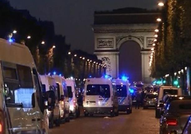 مصادر : منفذ هجوم الشانزليزيه يدعى كريم شورفي و هو فرنسي الجنسية
