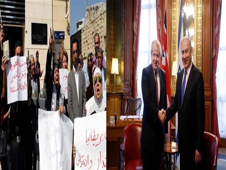 مائة عام على بلفور بريطانيا تحتفل وفلسطين لن تنسى الوعد