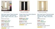 Top Blackout Curtains | Reviews on the best blackout curtains on the market