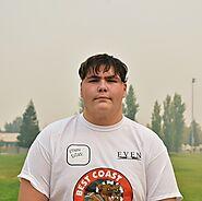 2024 OL Ethan Elder (Casa Robles HS) 6-3, 280
