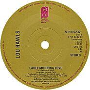 "79. ""Early Morning Love"" - Lou Rawls (1977)"