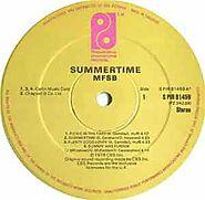 """78. """"Summertime"""" - MFSB (1976)"""