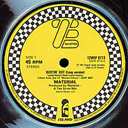 """""""Bustin Out"""" - Material (Nona Hendryx)"""