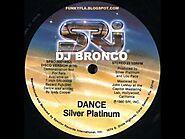 "25. ""Dance"" - Silver Platinum"