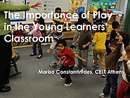 October 5   2014   Games in the young learners' classroom - in YLT Webinars: The Importance of Play in the Young Lear...