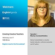 June 17   2015   Marisa Constantinides: Creating Creative Teachers