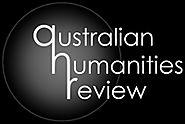 Australian Humanities Review
