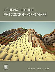 The Journal of the Philosophy of Games
