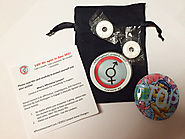 Consent Kits: The Guide to Getting Your Affirmative Consent On - everything you need for a safe encounter. (w/ Yes Me...