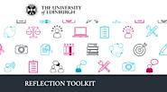 Reflection Toolkit | The University of Edinburgh