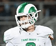 6'5, 260 Cole Norgaard (St. Mary's of Stockton) SJS
