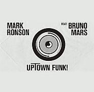 """Uptown Funk"" - Mark Bronson featuring Bruno Mars (1/31/15)"
