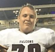 (WA) Tyler Ganoung (Prairie) 6-3, 290
