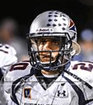 (CA) ATH Ron Caretti Jr (Justin-Siena) 5-10, 170