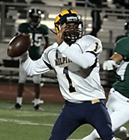 (CA) ATH Tyree Bracy (Milpitas) 5-11, 180