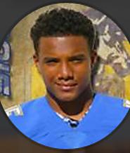 (CA) LB Antonio Andrade (Gilroy) 6-0, 220