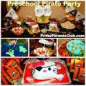 Preschool Pirate Party Food