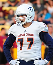 (WA) DE/OLB Ryan Taylor (Eastside Catholic) 6-2, 235