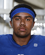 27. LB Jaylin Parnell (South Medford) 6-0, 200