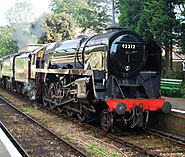 92212 - British Railways Standard Class 9F
