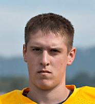 Wyatt Harsh (Woodland, WA) Jr. QB 6-1 180