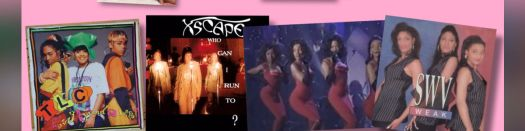 Headline for 101 Greatest Songs by Female R&B Groups from the Last True Era of R&B: 1990-2001
