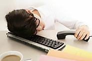 Los trabajos más aburridos y saber cómo sobrellevarlos