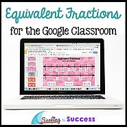 Equivalent Fractions: Interactive Math for the Digital Classroom