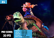 6. Finding Nemo: The Musical