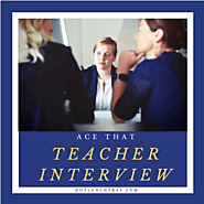 4. Ace that Teacher Interview | Hot Lunch Tray