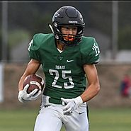 Spencer Kuffel 6-0 165 S Tigard