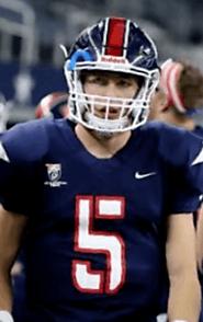 Justin Lamson (Oak Ridge) 6-3, 190