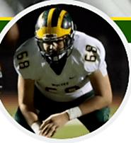 Kyle Ecker (San Ramon Valley) 6-5, 255