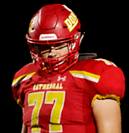 Holden Brosnan (Cathedral Catholic) 6-4, 275