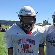 Bryan Cuthbertson 6-0 240 LB Sherwood