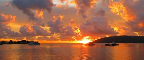 Headline for Top 10 Sunset of Sabah