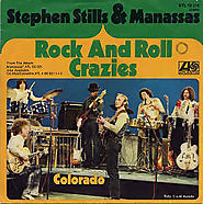 "28. ""Rock and Roll Crazies/Cuban Bluegrass"" - Stephen Stills & Manassas (1972)"