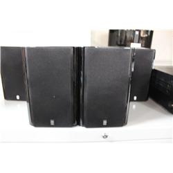 PAIR OF YAMAHA NXE700 SATELLITE SPEAKERS Able Auctions