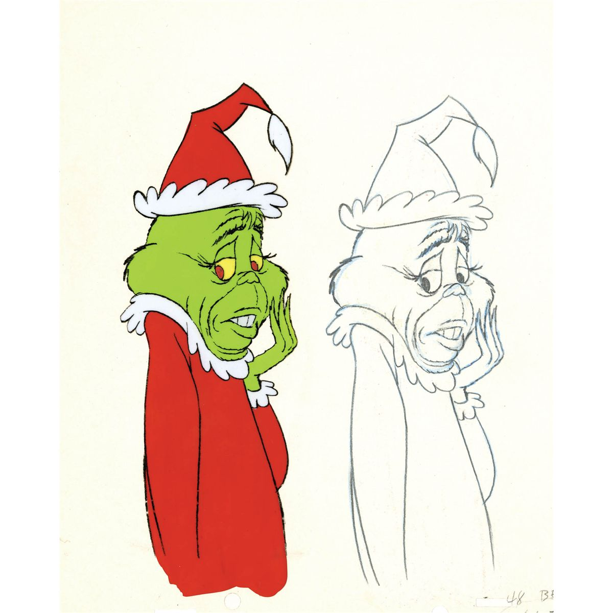 How Grinch Stole Christmas Cartoon Characters