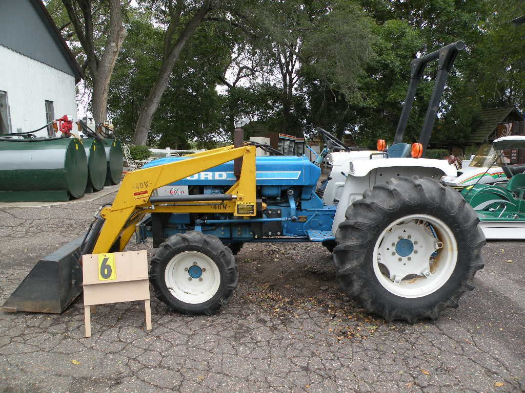 3930 Ford Tractor Model Wiring Diagram