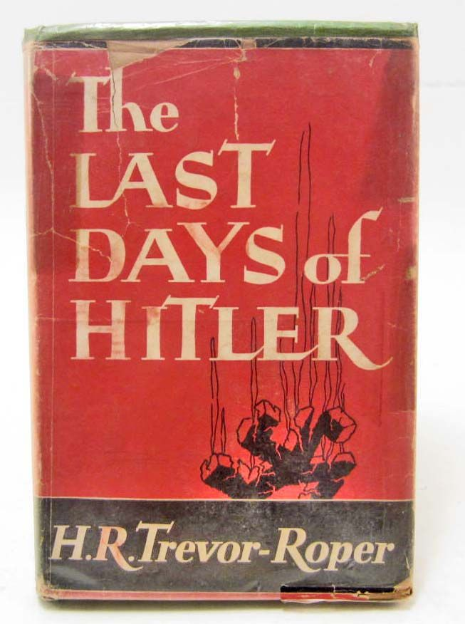 Image result for the last days of hitler book