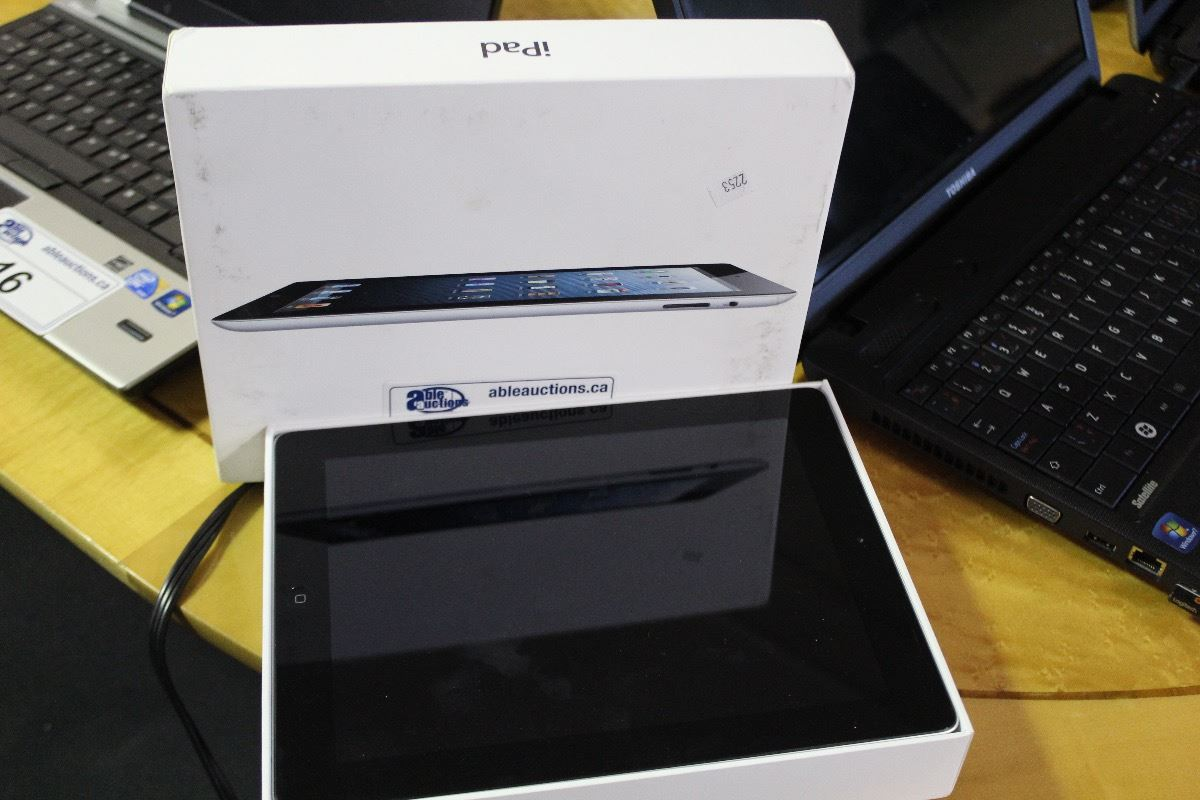 APPLE IPAD SECOND GENERATION 16 GB Able Auctions