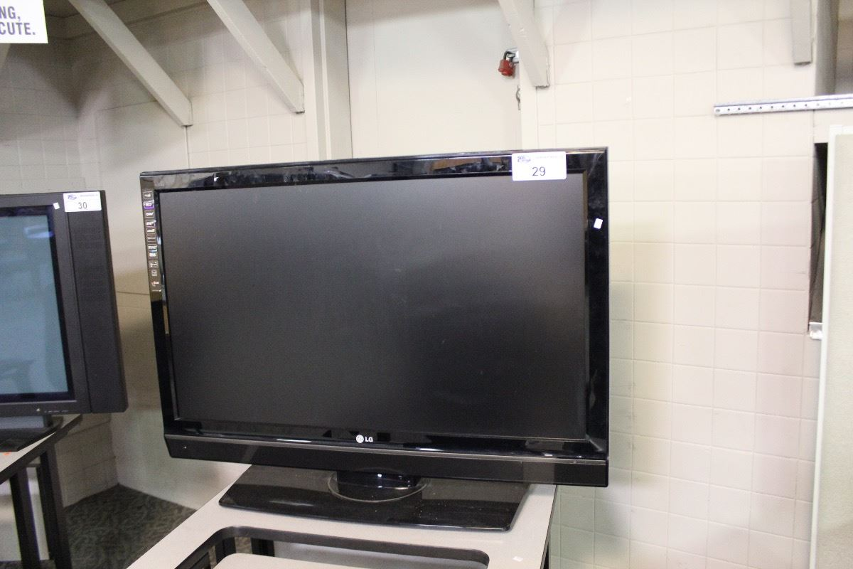 LG 42 1080P LCD TELEVISION Able Auctions