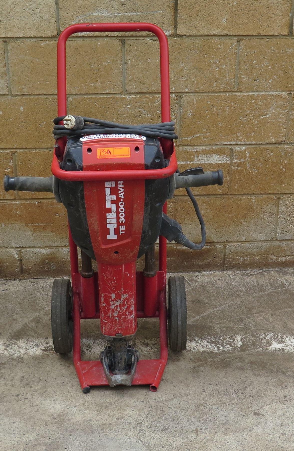 Parts Avr Replacement 3000 Te Hilti
