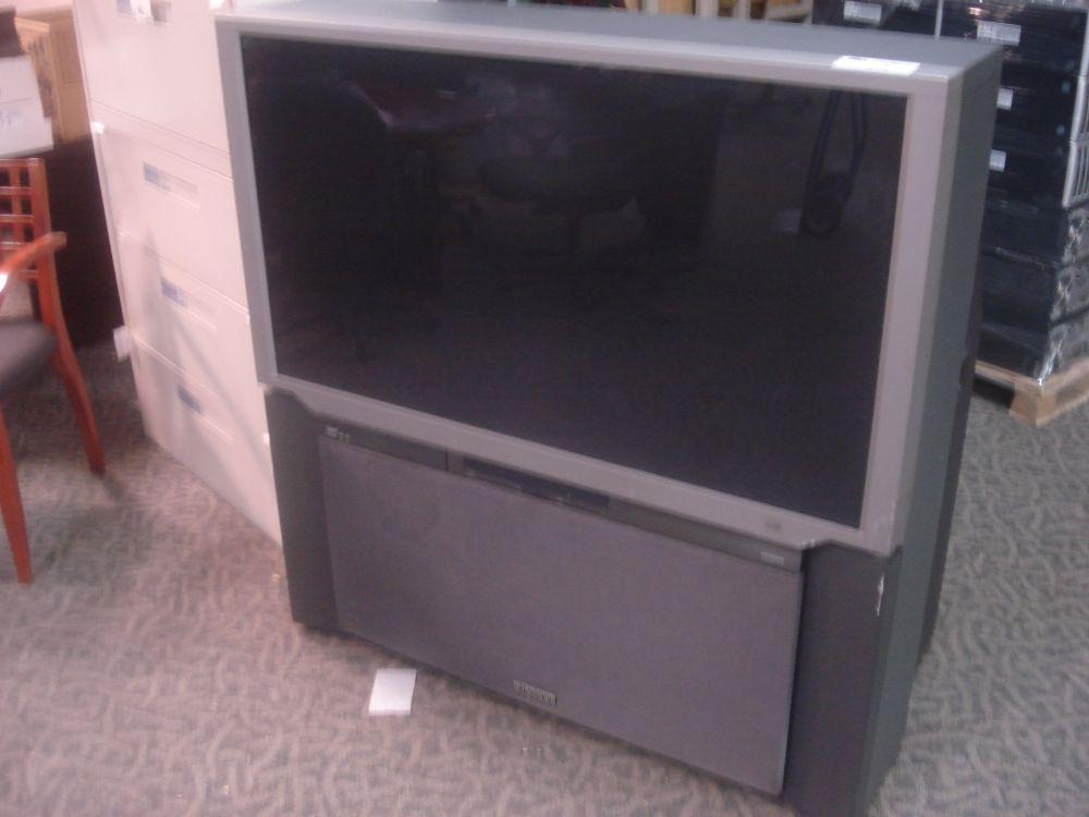 Hitachi Ultravision Digital 50 TV