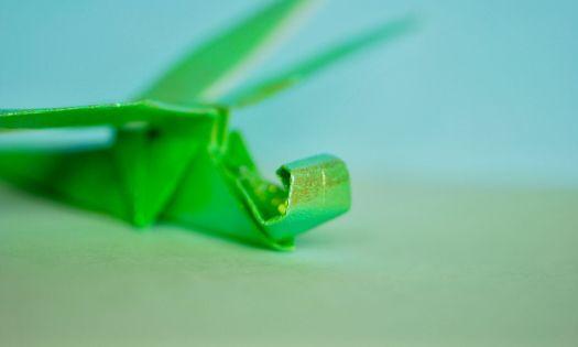 origami trollsländor