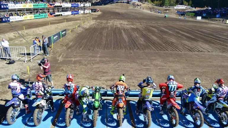 El Mundial de Motocross 2017 fue una fiesta en Villa La Angostura.