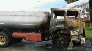 Un camionero avanzó sobre un piquete y mató a un manifestante