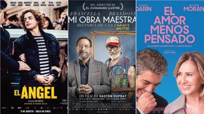 Resultado de imagen para mes del cine argentino