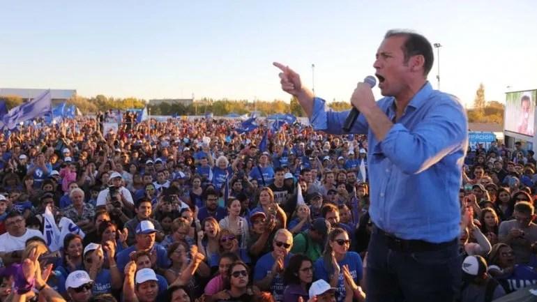 Gutiérrez: El 10 de marzo gana Neuquén